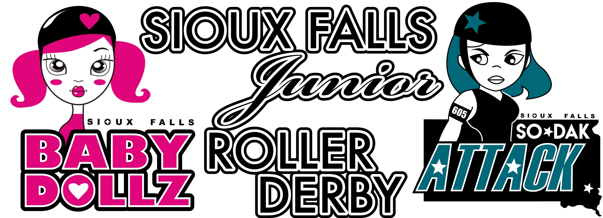 Sioux Falls Baby Dollz & SoDak Attack