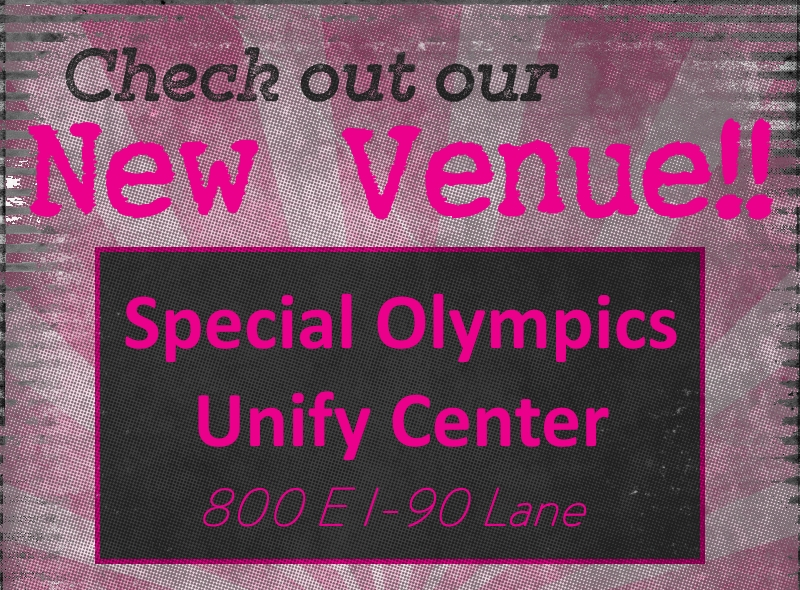 Check Out Our New Venue!!