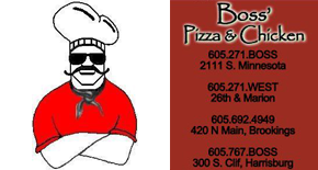 Boss' Pizza and Chicken